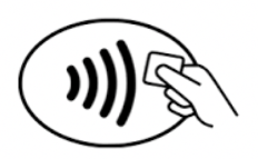 pay wave icon